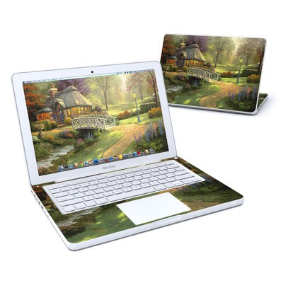 MacBook 13in Skin - Friendship Cottage