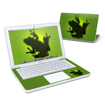 MacBook 13in Skin - Frog