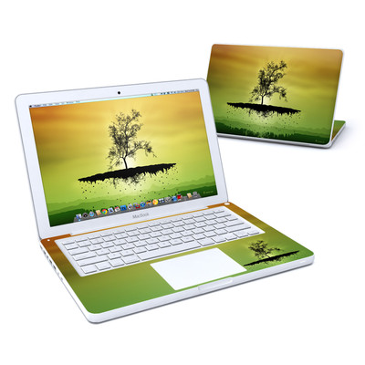 MacBook 13in Skin - Flying Tree Amber