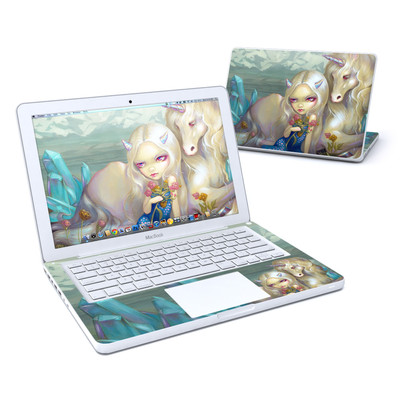 MacBook 13in Skin - Fiona Unicorn