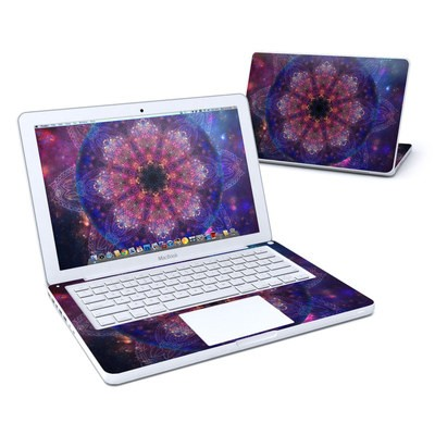 MacBook 13in Skin - Galactic Mandala