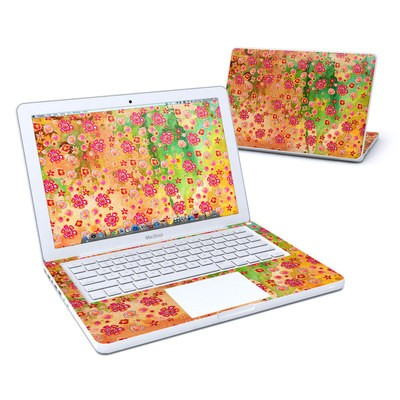 MacBook 13in Skin - Garden Flowers