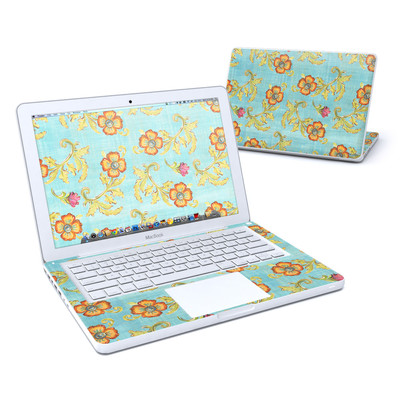 MacBook 13in Skin - Garden Jewel