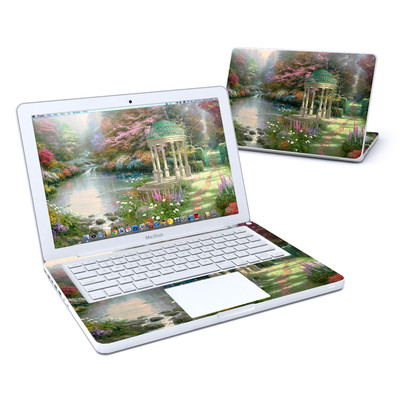 MacBook 13in Skin - Garden Of Prayer