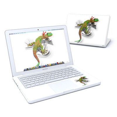 MacBook 13in Skin - Gecko