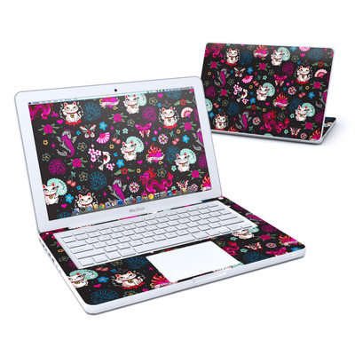 MacBook 13in Skin - Geisha Kitty