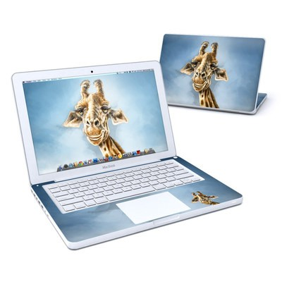 MacBook 13in Skin - Giraffe Totem