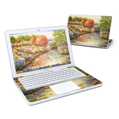 MacBook 13in Skin - Giverny Forever