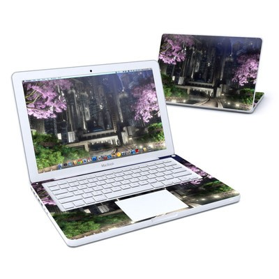 MacBook 13in Skin - Gotham Garden
