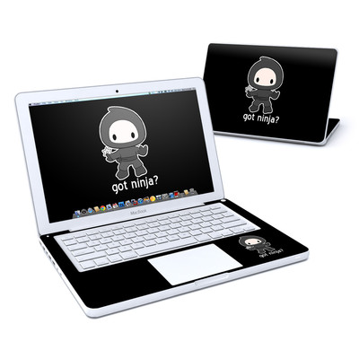 MacBook 13in Skin - Got Ninja