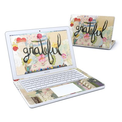 MacBook 13in Skin - Grateful
