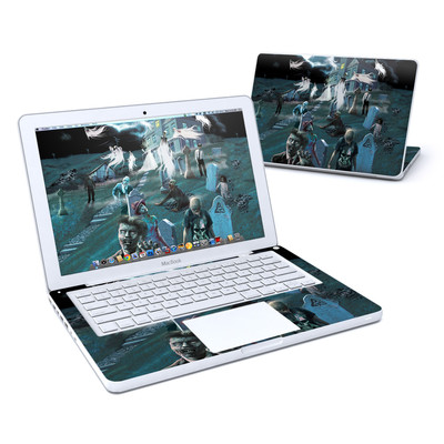 MacBook 13in Skin - Graveyard