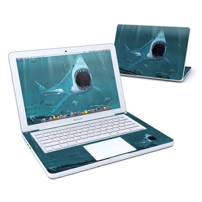 MacBook 13in Skin - Great White
