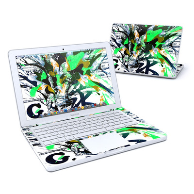 MacBook 13in Skin - Green 1