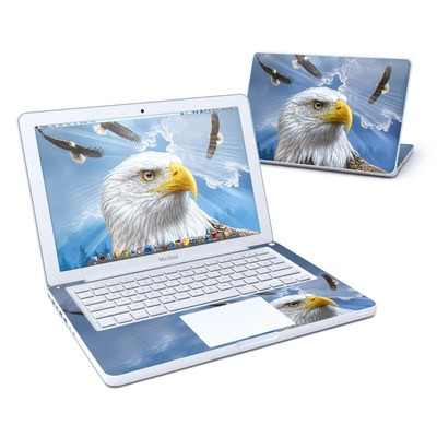 MacBook 13in Skin - Guardian Eagle