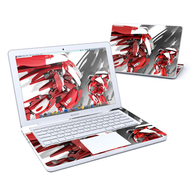 MacBook 13in Skin - Gundam Light