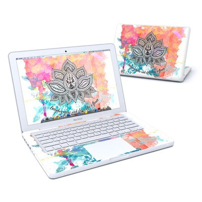 MacBook 13in Skin - Happy Lotus