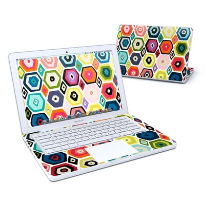 MacBook 13in Skin - Hex Diamond