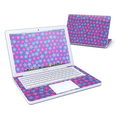 MacBook 13in Skin - Hibiscus