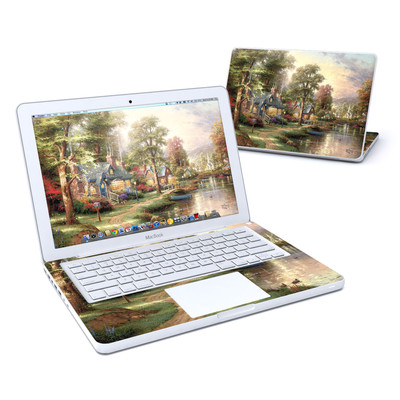 MacBook 13in Skin - Hometown Lake