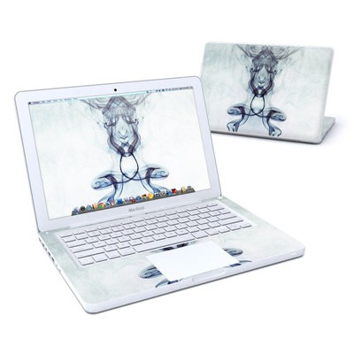 MacBook 13in Skin - Holy Smoke