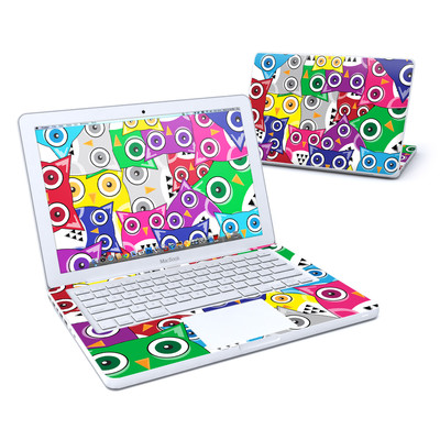 MacBook 13in Skin - Hoot