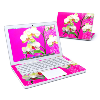 MacBook 13in Skin - Hot Pink Pop