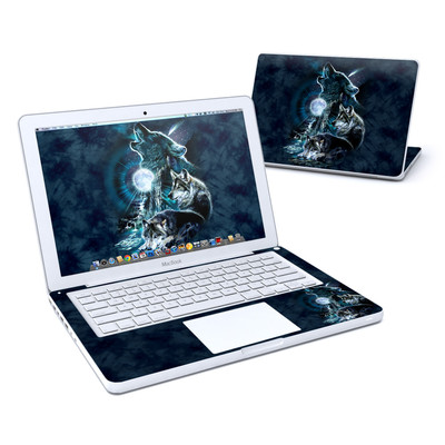 MacBook 13in Skin - Howling