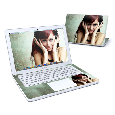 MacBook 13in Skin - Headphones
