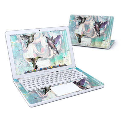 MacBook 13in Skin - Hummingbirds