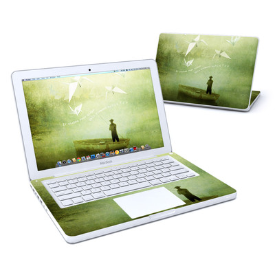 MacBook 13in Skin - If Wishes