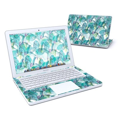 MacBook 13in Skin - Iris Petals