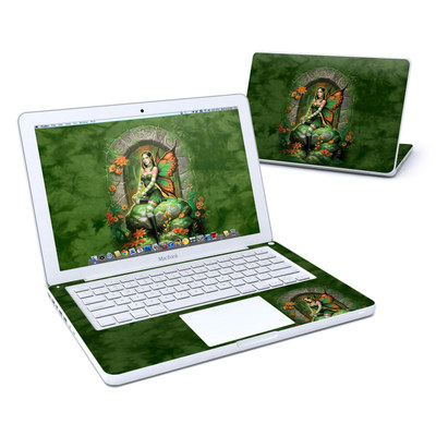 MacBook 13in Skin - Jade Fairy