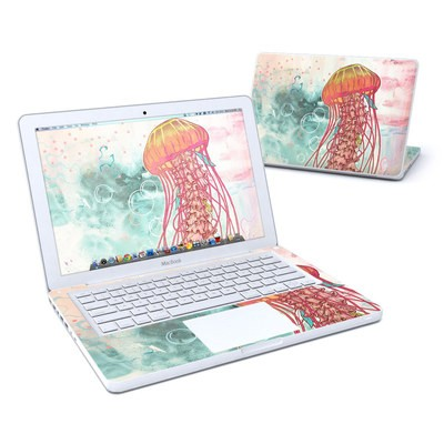 MacBook 13in Skin - Jellyfish
