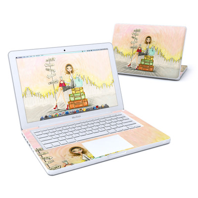 MacBook 13in Skin - The Jet Setter
