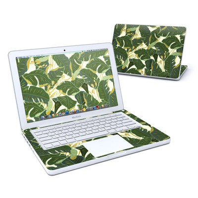 MacBook 13in Skin - Jungle Polka