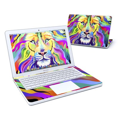 MacBook 13in Skin - King of Technicolor