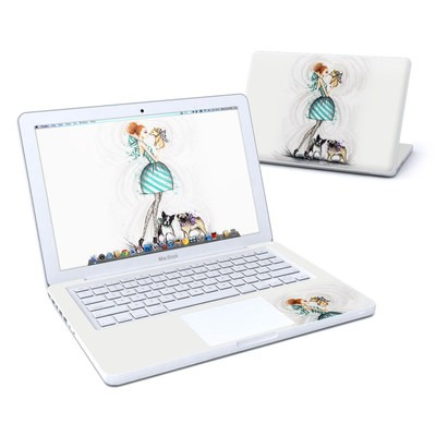 MacBook 13in Skin - A Kiss for Dot