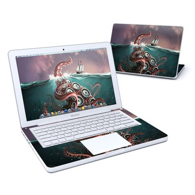 MacBook 13in Skin - Kraken