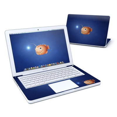 MacBook 13in Skin - Little Anglerfish