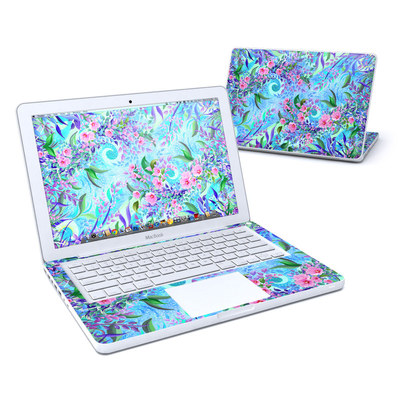 MacBook 13in Skin - Lavender Flowers