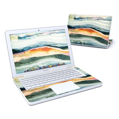 MacBook 13in Skin - Layered Earth