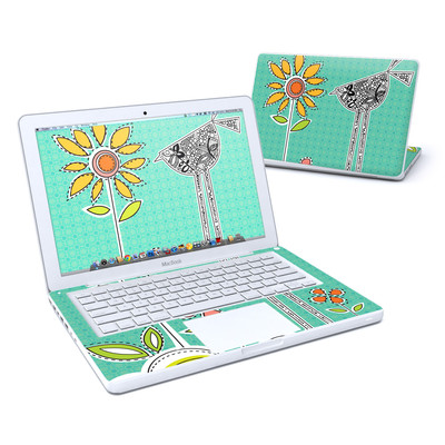 MacBook 13in Skin - Little Chicken