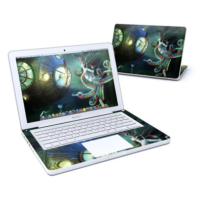 MacBook 13in Skin - 20000 Leagues
