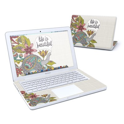 MacBook 13in Skin - Life is Beautiful