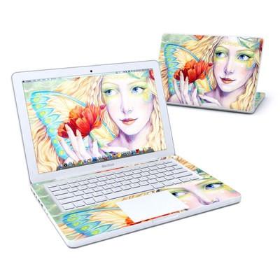 MacBook 13in Skin - Light of the Poppy