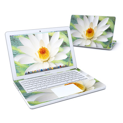 MacBook 13in Skin - Liquid Bloom