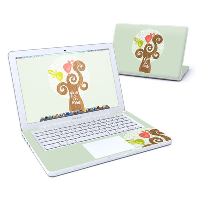 MacBook 13in Skin - Two Little Birds