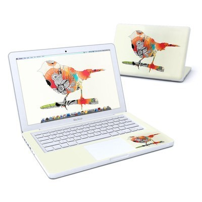 MacBook 13in Skin - Little Bird