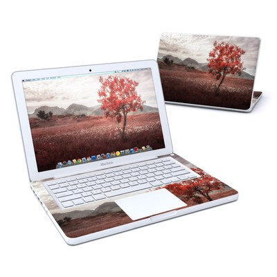 MacBook 13in Skin - Lofoten Tree